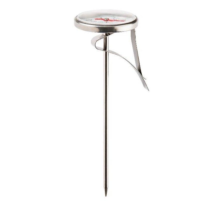 Bar Professional Thermometer met klem, 1 stuk