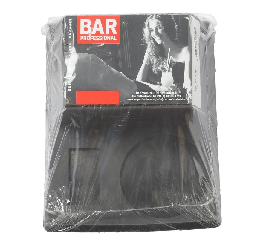 Bar Professional Coffee tamping stand, 1 stuk