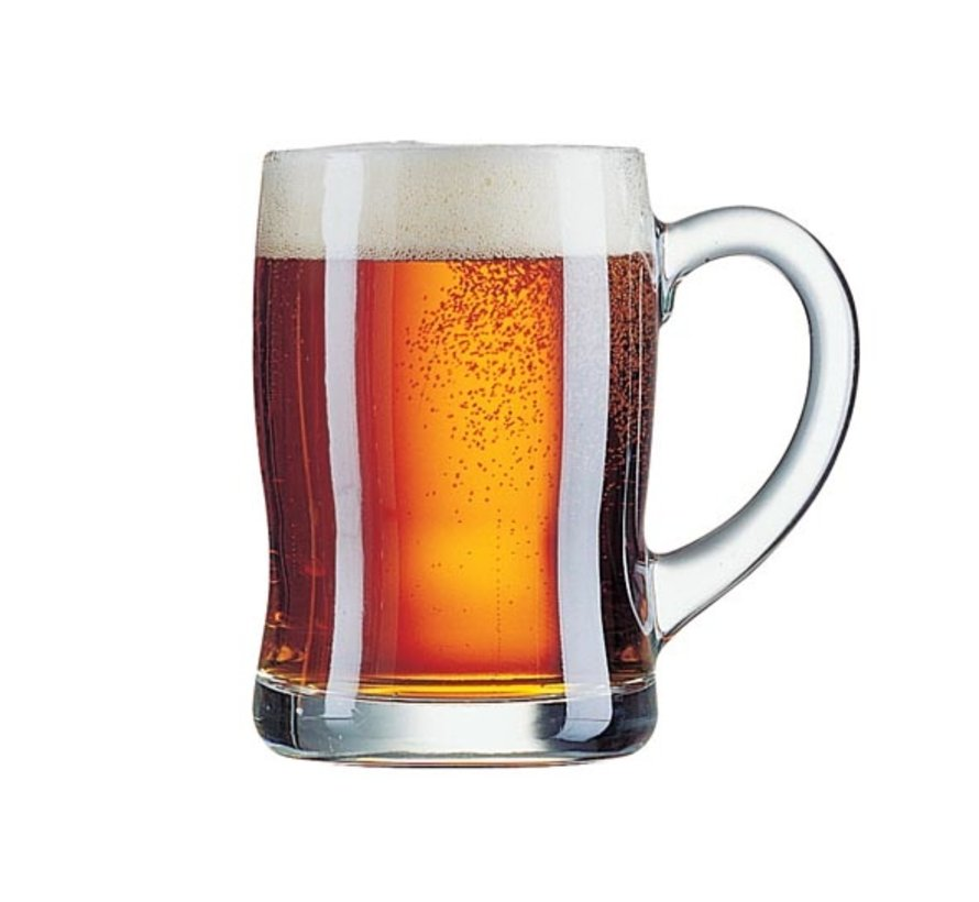 Arcoroc Bock benidorm bierglas 45cl, 6 stuks