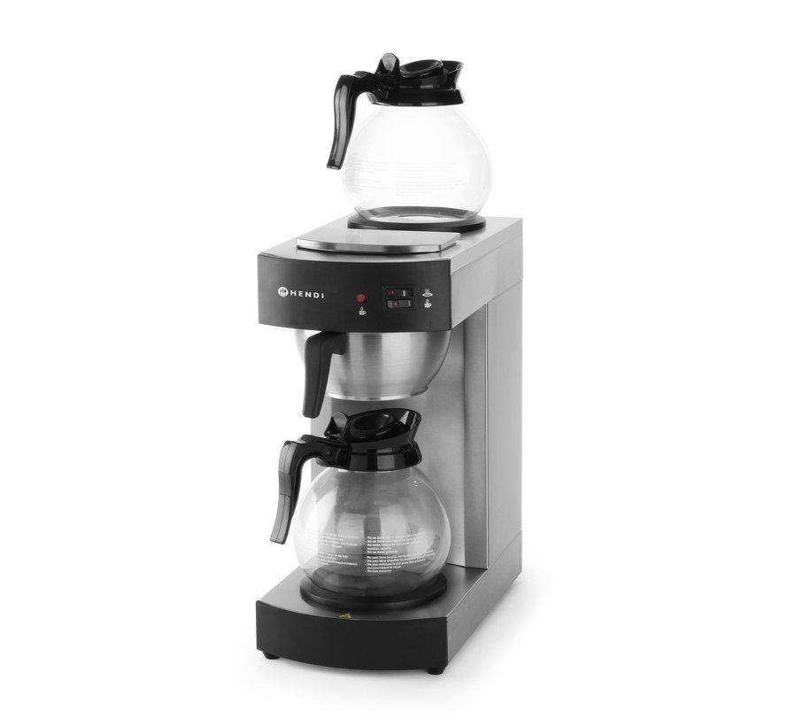 Hendi Koffiezetapparaat Kitchen Line, 1 stuk
