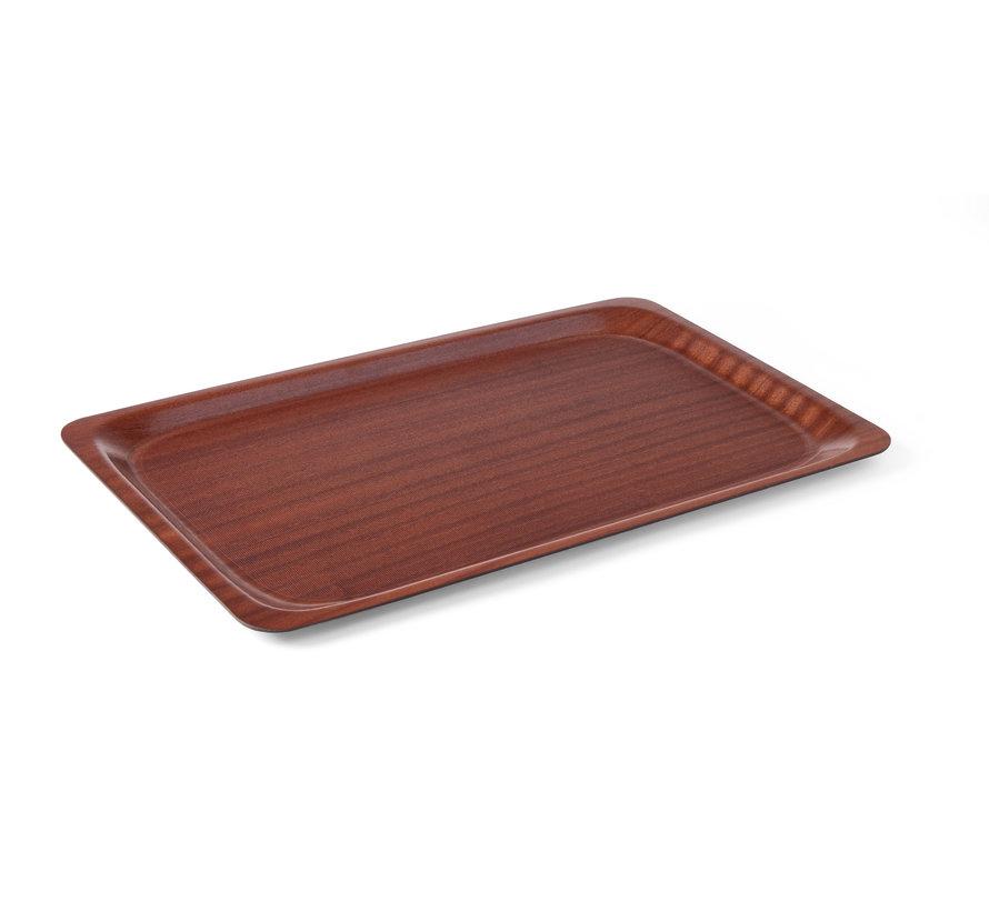 Hendi Dienblad woodform, 1 stuk