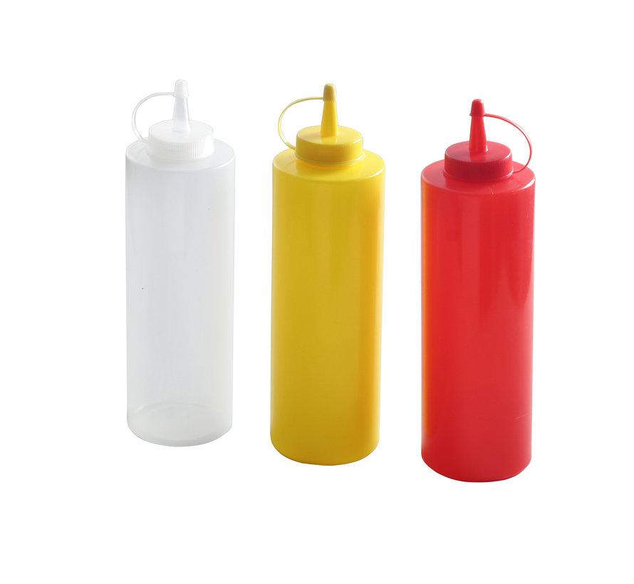 Hendi Dispenser flacon sets, 3 stuks