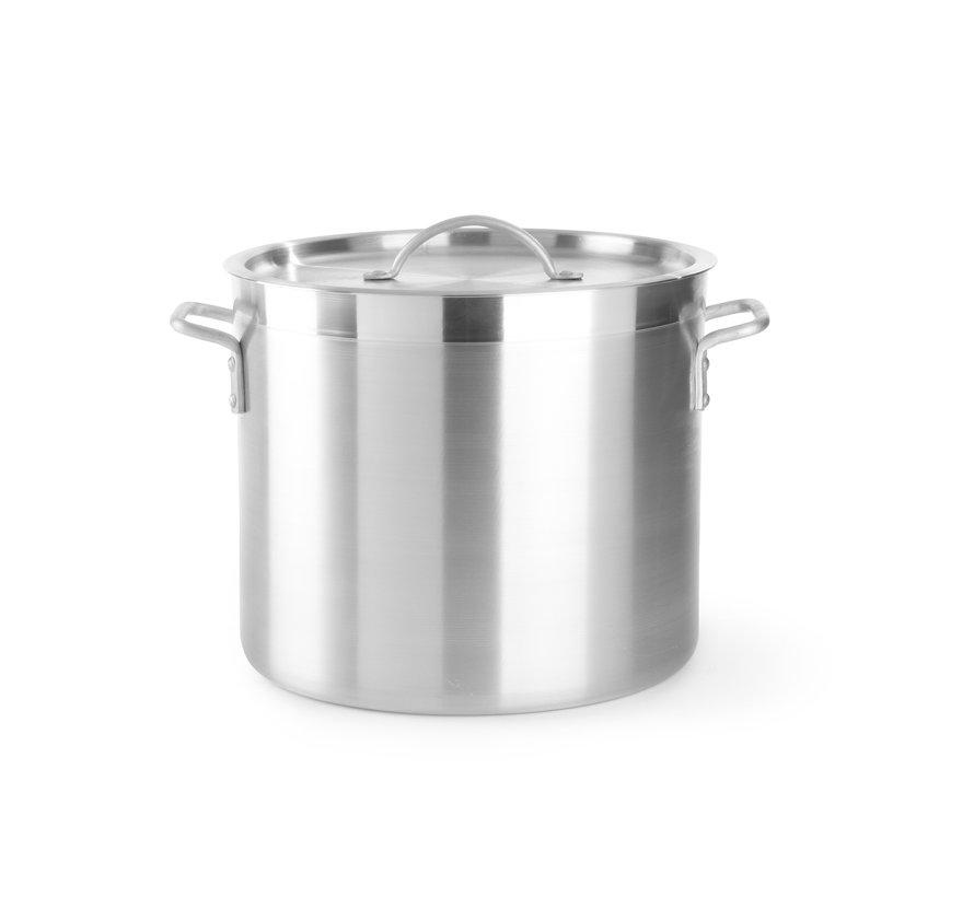 Hendi Kookpan - met deksel, 1 stuk
