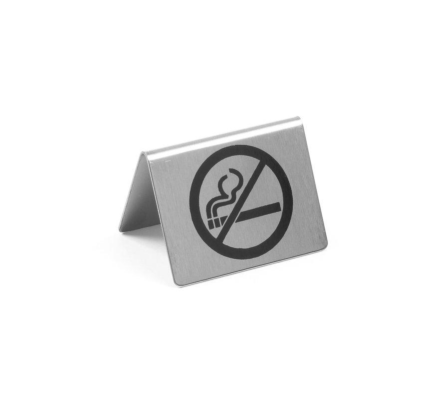 Hendi Tafelstandaard Niet roken, 1 stuk