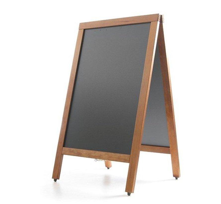 Hendi Krijtstoepbord, 510x50x880 mm, 1 stuk
