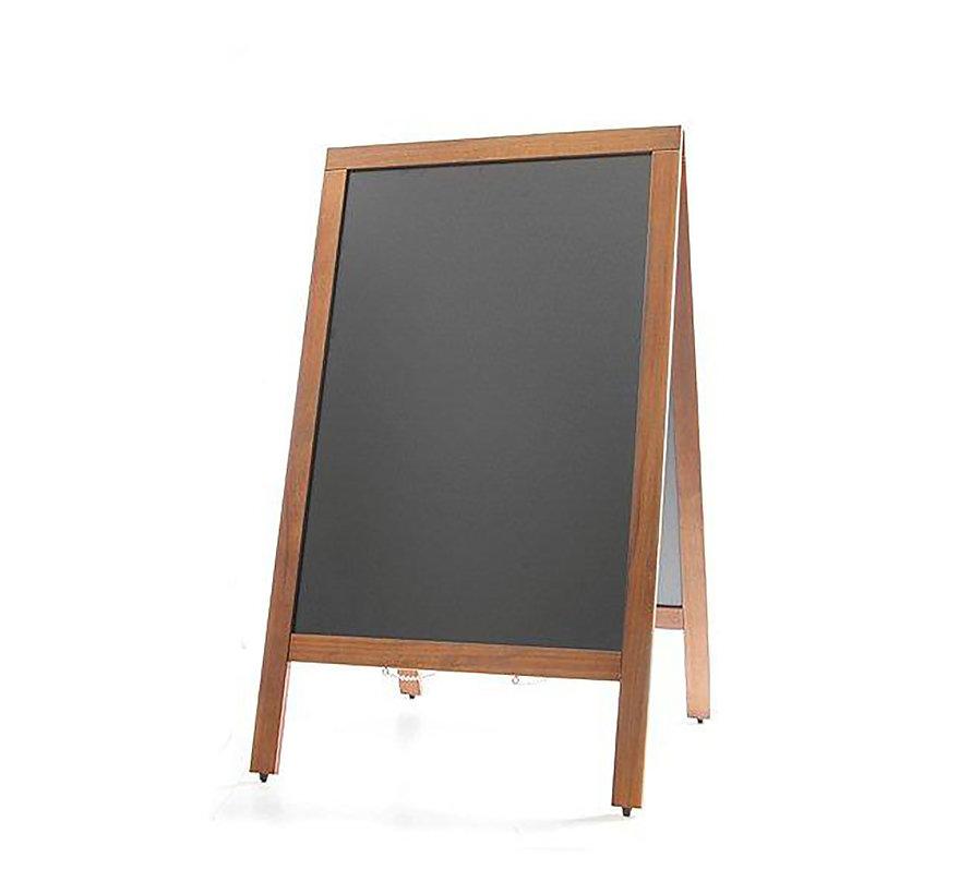 Hendi Krijtstoepbord, 710x50x1230 mm, 1 stuk