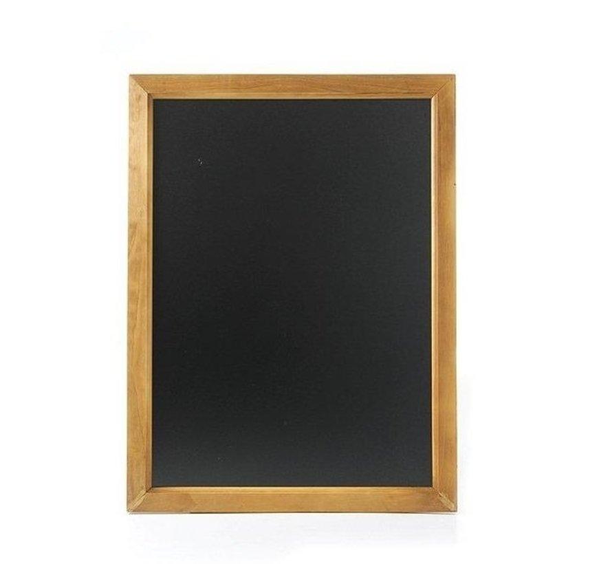 Hendi Muur krijtbord, 600x800 mm, 1 stuk