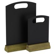 Hendi Hendi Tafel krijtbord, 150x50x230 mm, 2 stuks