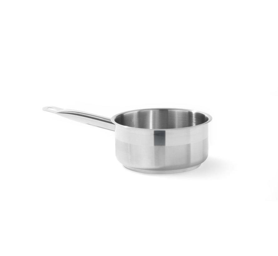 Hendi Steelpan - zonder deksel, 1 stuk