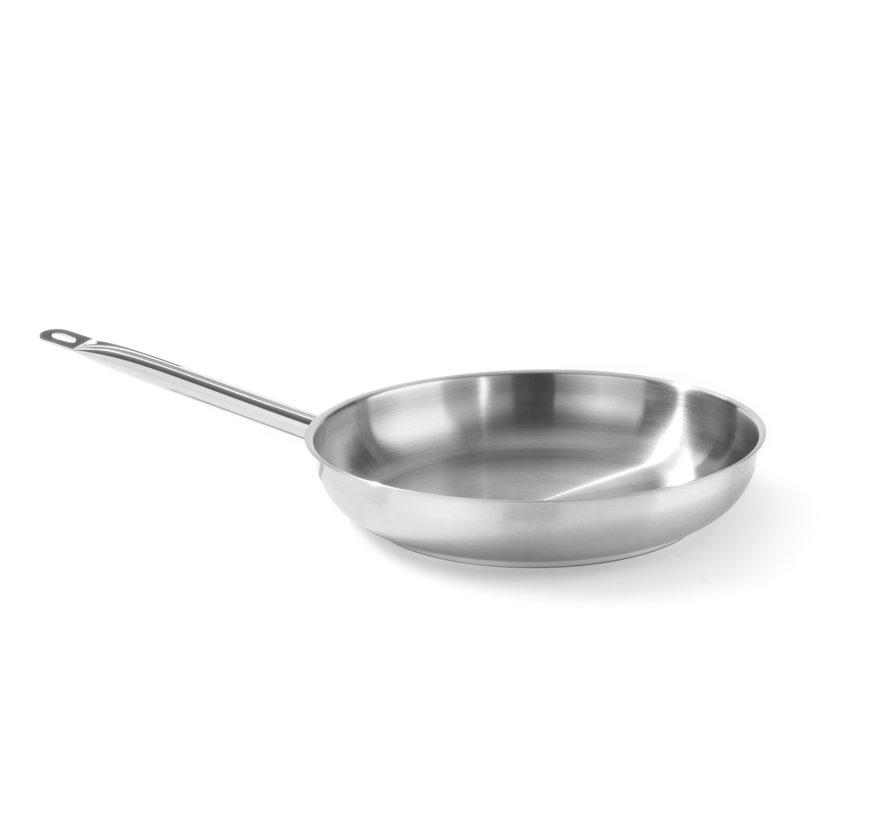 Hendi Koekenpan - zonder deksel, 1 stuk