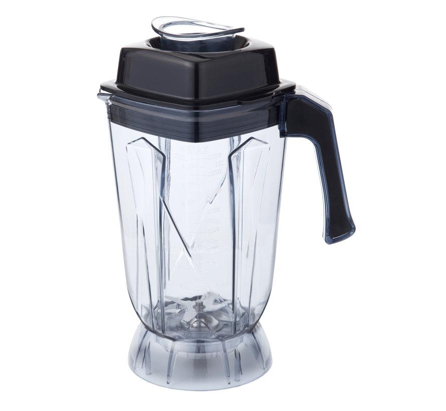 Hendi Blender Kan BPA-vrij, 1 stuk