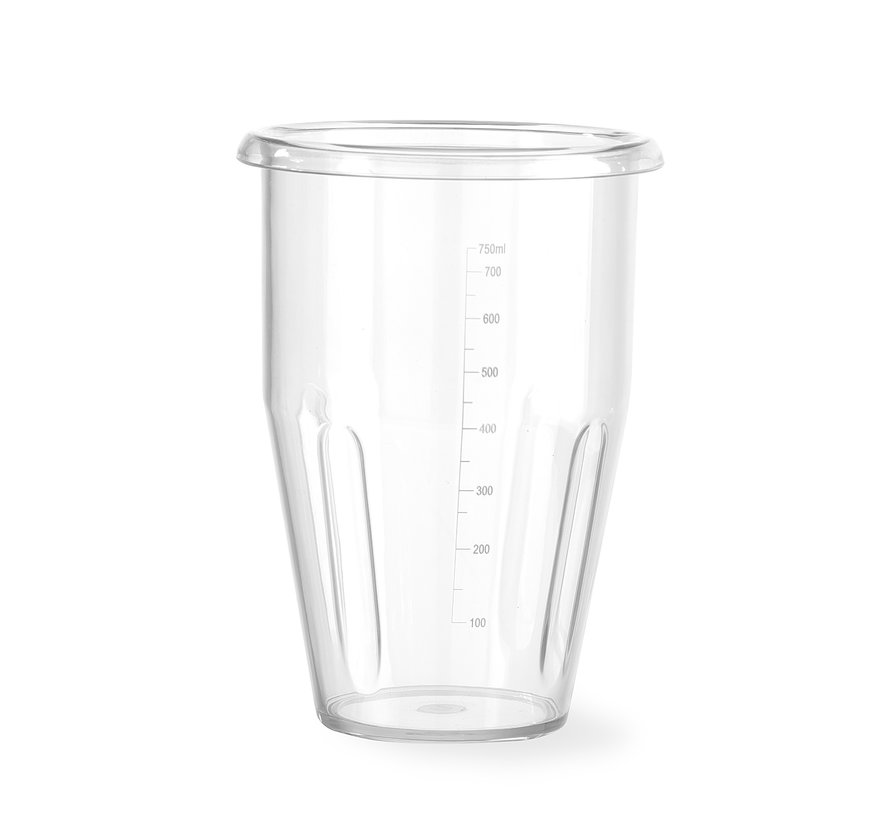 Hendi Milkshaker 1 liter, 1 stuk