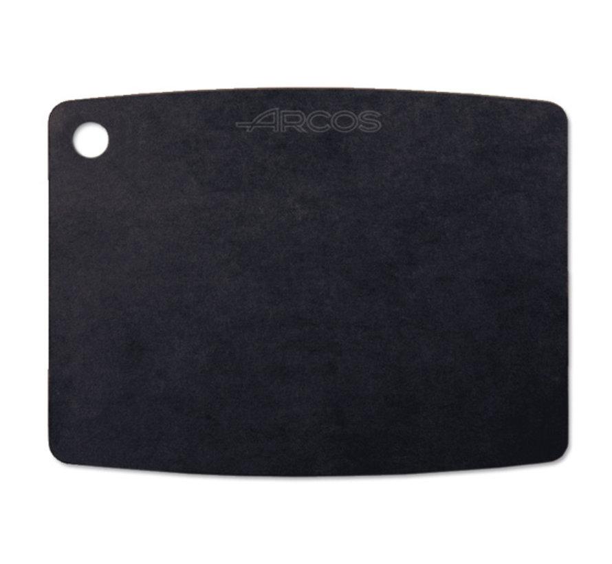 Arcos Snijplank 20x15cm zwart, 1 stuk