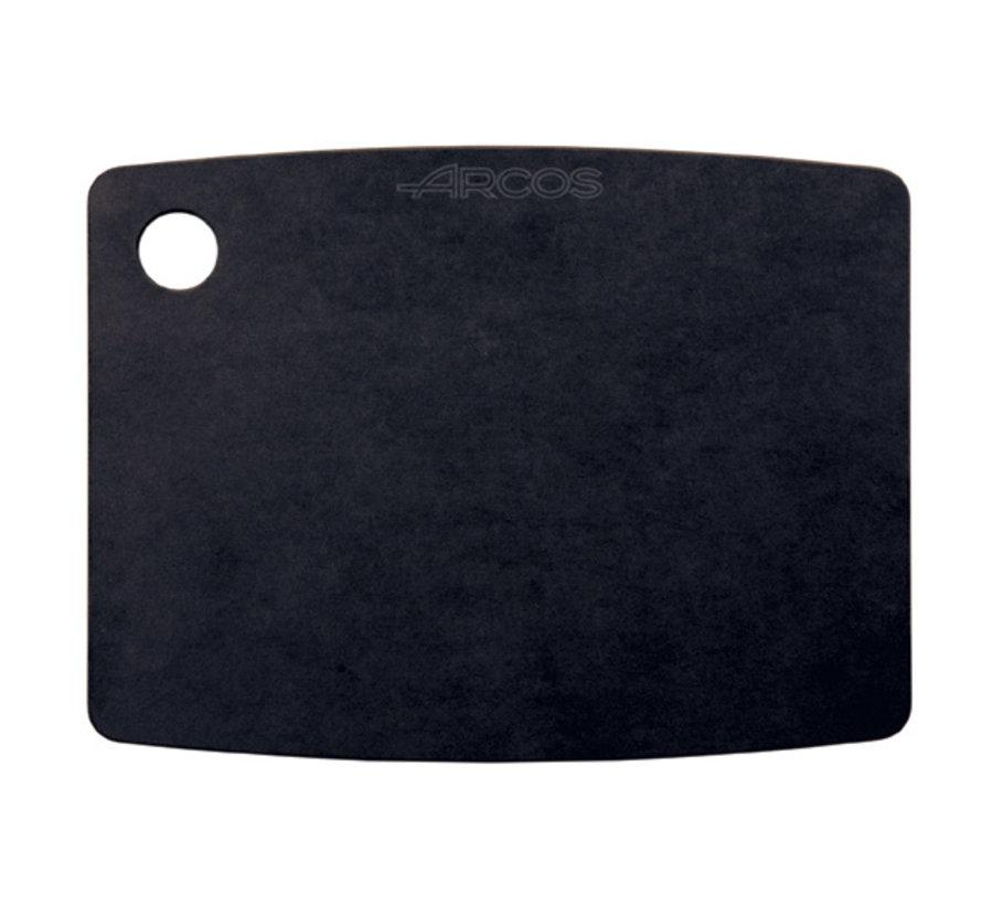 Arcos Snijplank 30,5x23cm zwart, 1 stuk