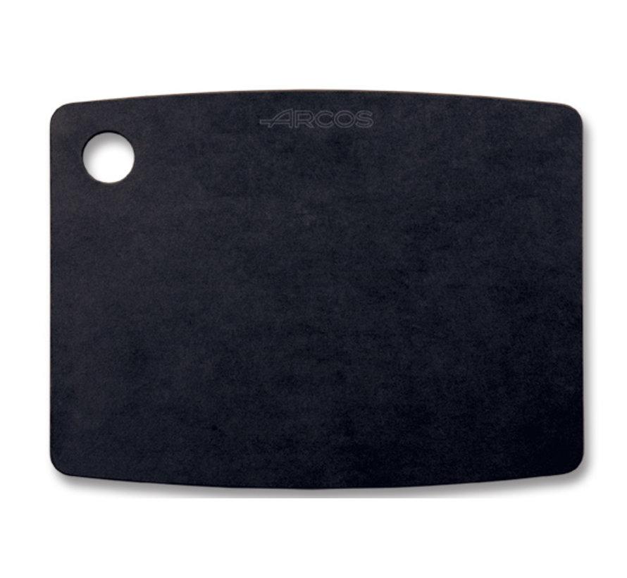 Arcos Snijplank 45x33cm zwart, 1 stuk