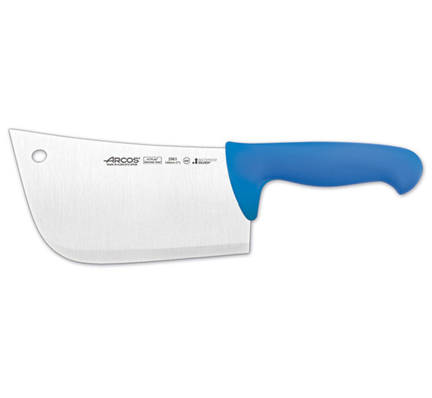 Arcos 2900 serie blauw hakbijl 19cm, 1 stuk