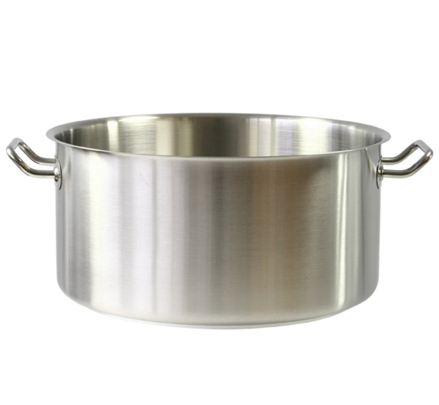Cosy & Trendy Ct prof kookpot laag 22l 40x19 cm, 1 stuk
