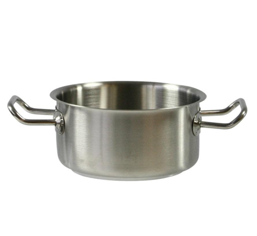 Cosy & Trendy Ct prof kookpot laag 1,5l 16x7,5cm, 1 stuk