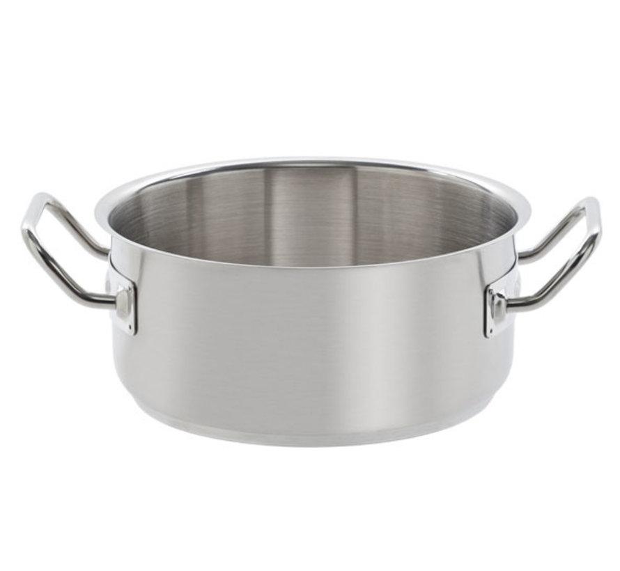 Cosy & Trendy Ct prof kookpot laag 2,5l 20xh9cm, 1 stuk