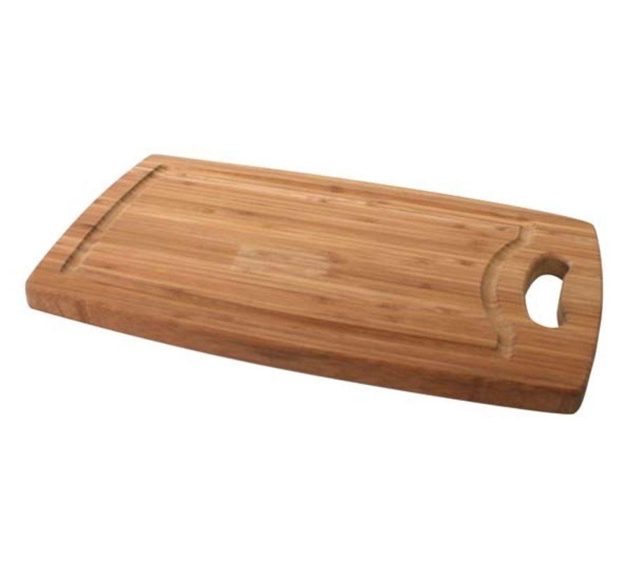 Cosy & Trendy Sudan vleesplank 35,5x21xh1,8cm bamboe, 1 stuk