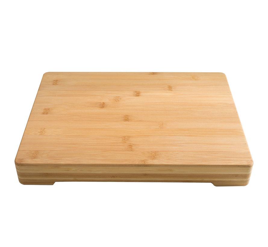 Cosy & Trendy Kapblok bamboe 30x40x5cm, 1 stuk