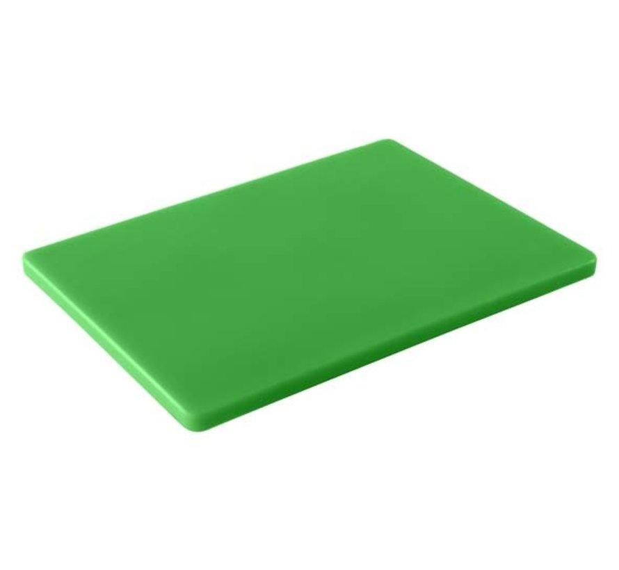 Cosy & Trendy Ct prof snijplank 40x30x1,5cm groen, 1 stuk