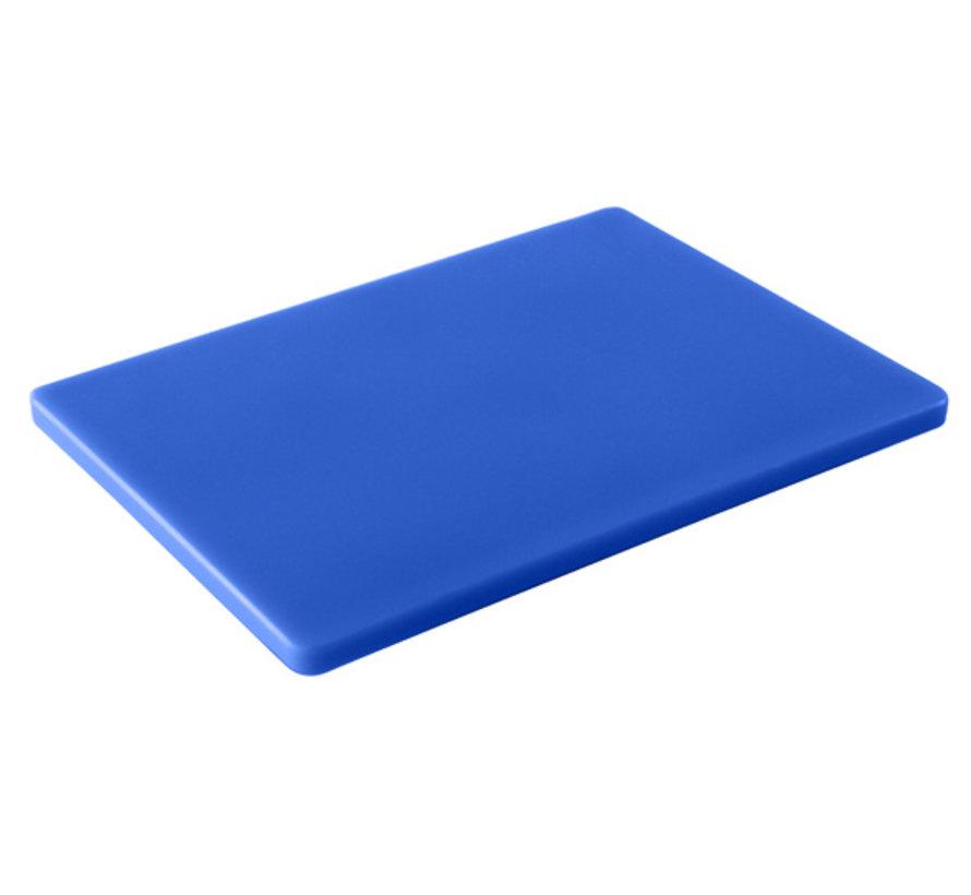 Cosy & Trendy Ct prof snijplank 40x30x1,5cm blauw, 1 stuk