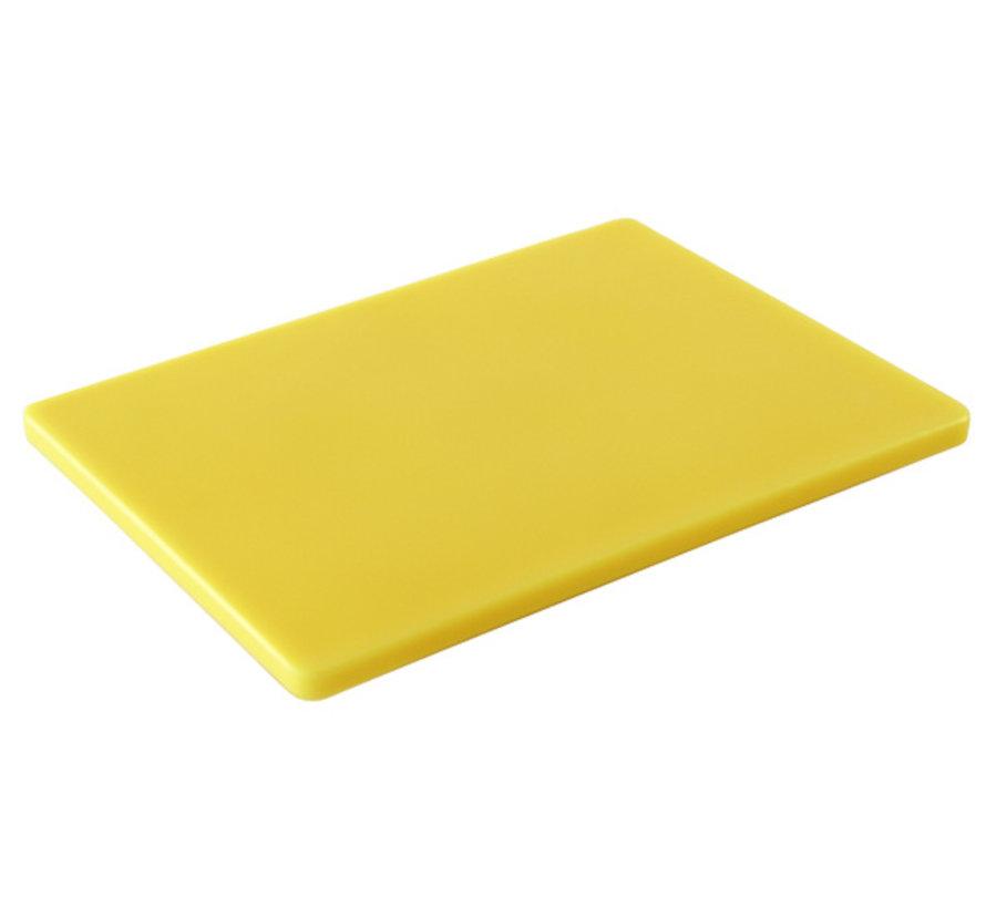 Cosy & Trendy Ct prof snijplank gn1/1 geel 53x32xh1,5, 1 stuk