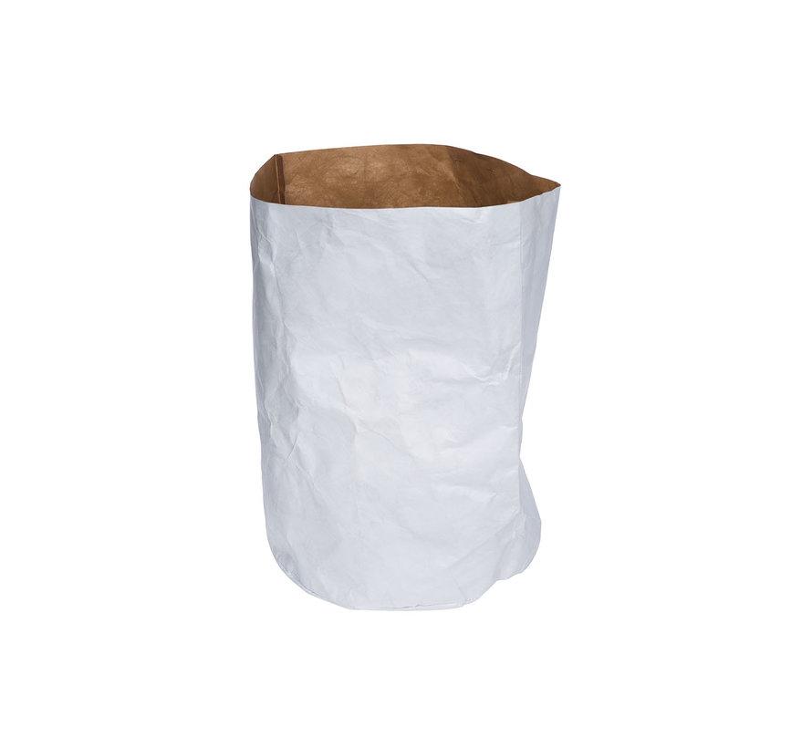 Cosy & Trendy Ecosy broodjeszak wasb. wit-br 36xh50cm, 1 stuk