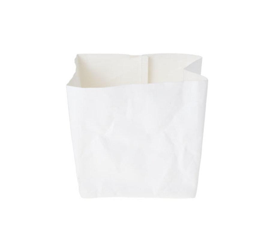 Cosy & Trendy Ecosy broodjeszak wasb. wit vk14xh15cm, 1 stuk