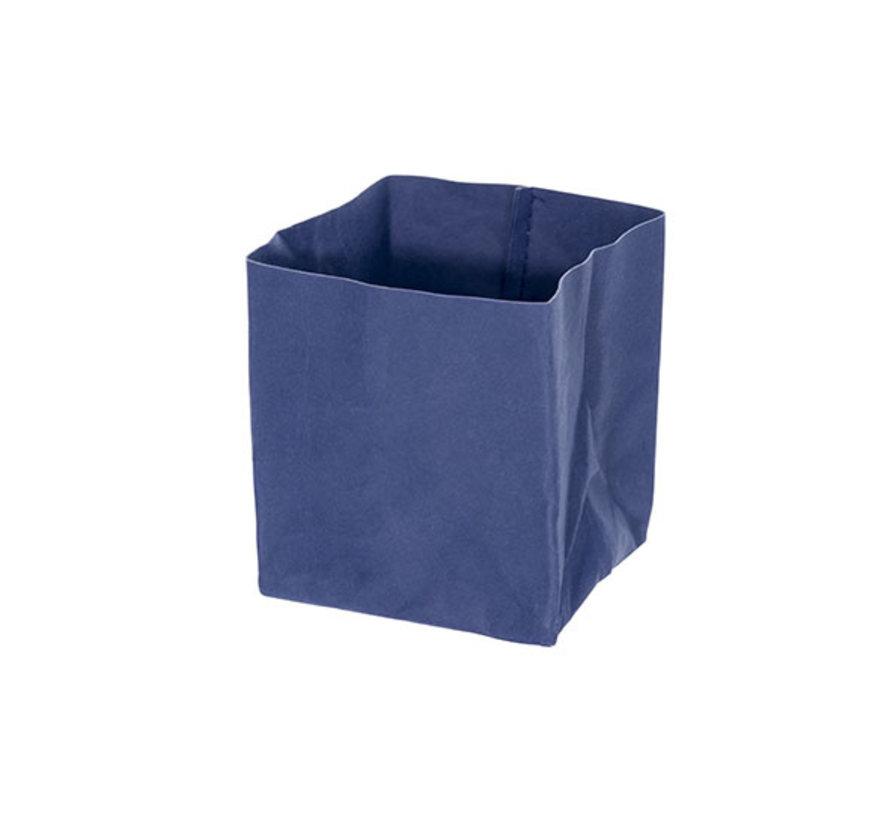 Cosy & Trendy Ecosy broodjeszak blauw 10x10xh12cm, 1 stuk