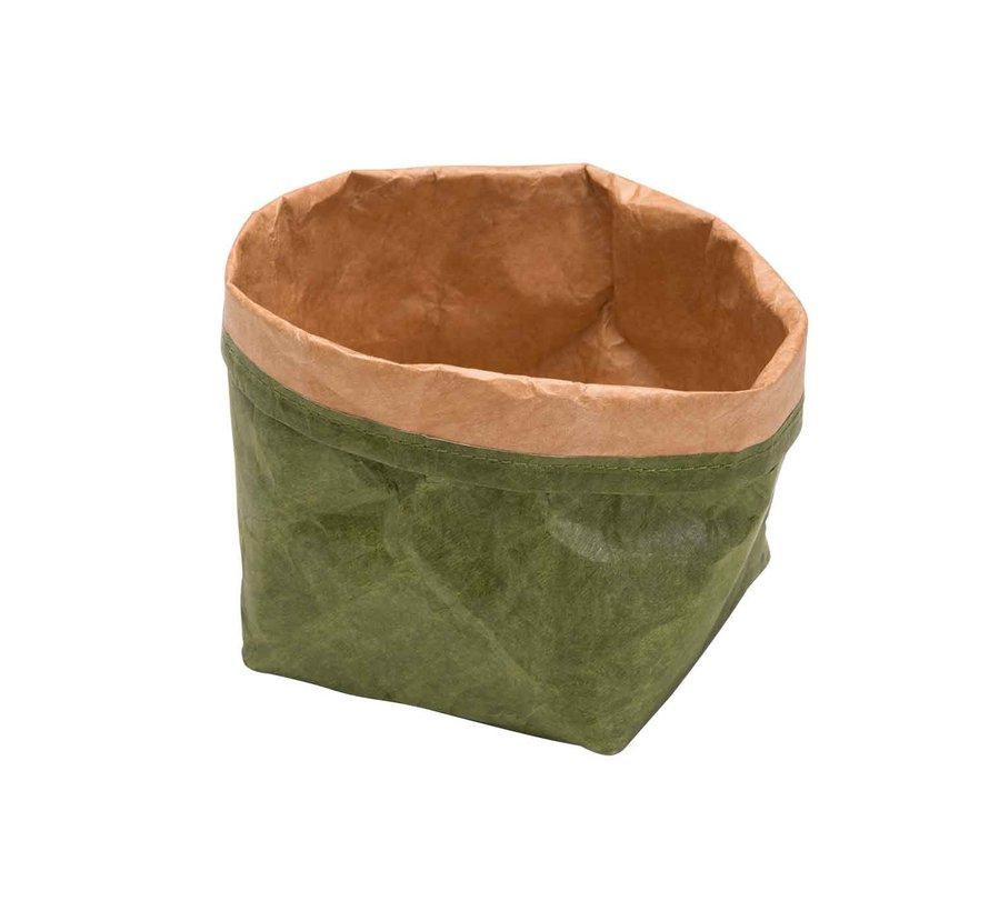 Cosy & Trendy E-cosy broodjeszak wasbaar groen, 1 stuk