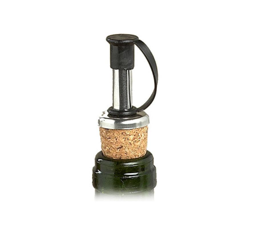 Cosy & Trendy Flessenstop olie-azijn set2, 2 stuks