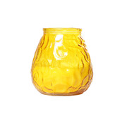 Cosy & Trendy Cosy & Trendy lowboy geel d10xh10,5cm, 6 maal 1 stuk