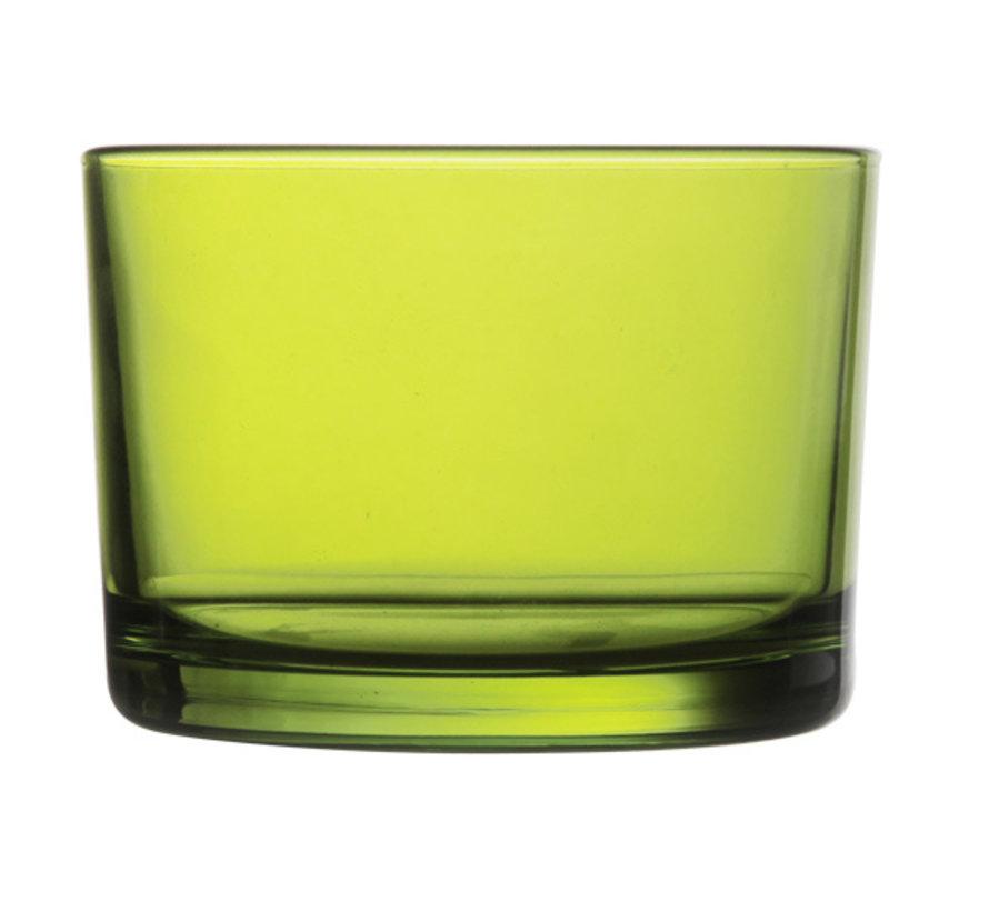 Bormioli Rocco Bodega schaaltje groen spray 20cl, 12 maal 1 stuk