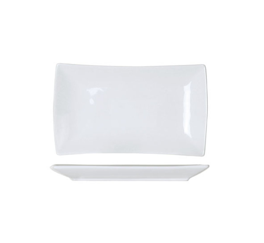 Cosy & Trendy Avantgarde aperoschaal 7x14,5xh2cm nbc, 6 maal 1 stuk