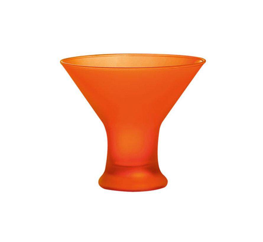 Arcoroc Techno col. fiesta ijscoupe 30 cl oranje, 12 maal 1 stuk