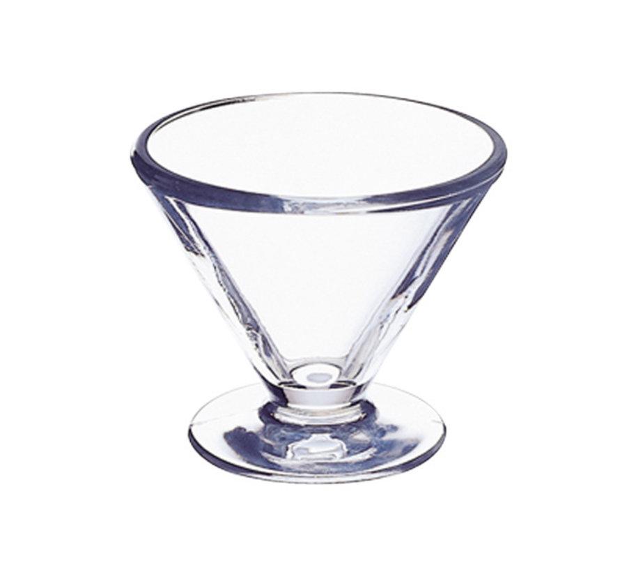 La Rochere Vega ijscoupeglas, 6 maal 1 stuk