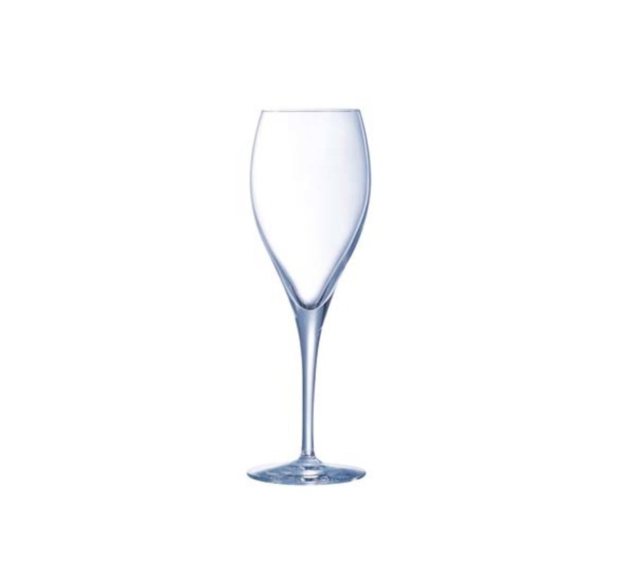 Chef & Sommelier Fs Special Trade Oenologue expert champagneglas 26cl, 6 maal 1 stuk