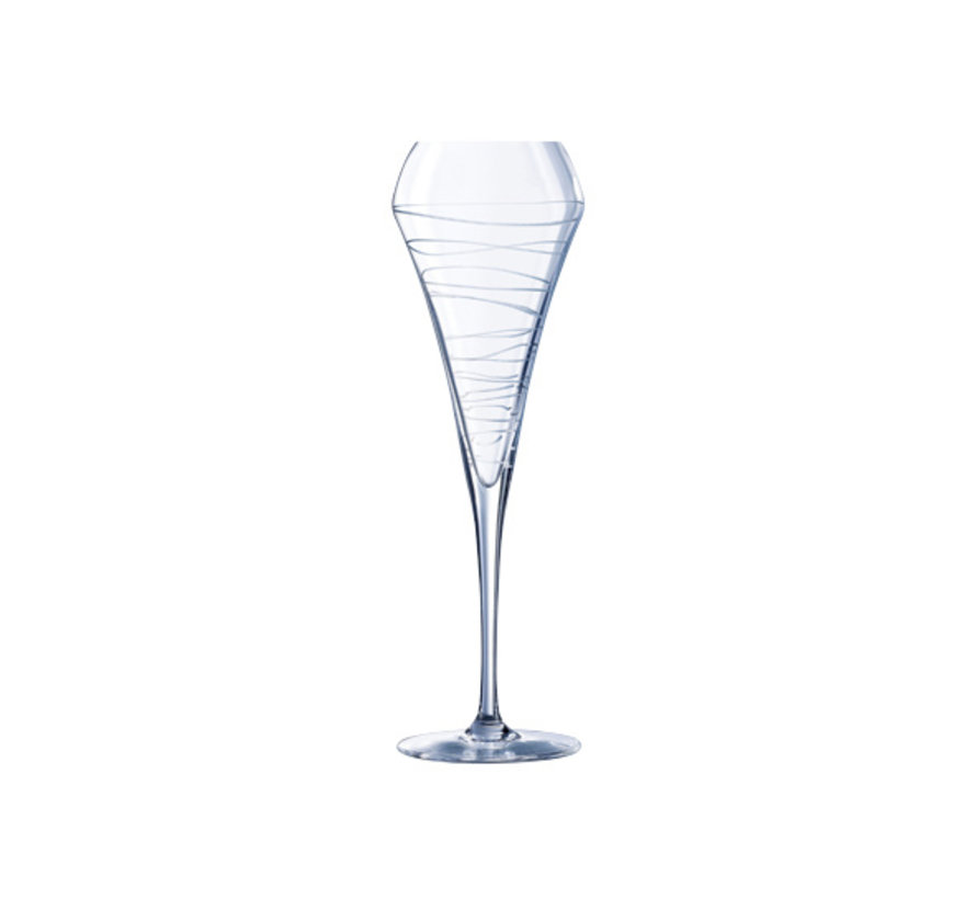 Chef & Sommelier Fs Special Trade Open up arabesque champagneglas 20cl, 4 maal 1 stuk