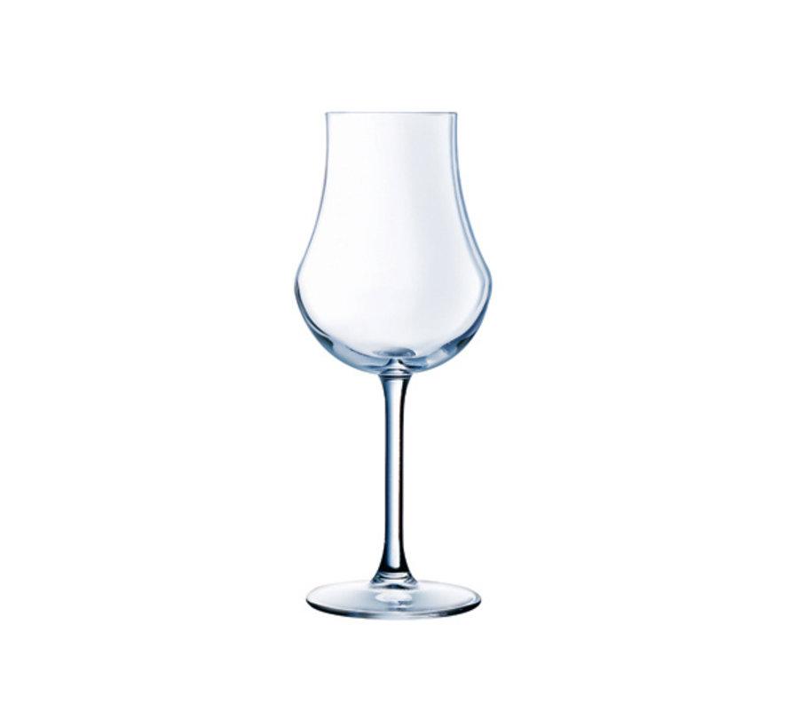 Chef & Sommelier Fs Special Trade Open up spirits glas op voet ambient, 4 maal 1 stuk