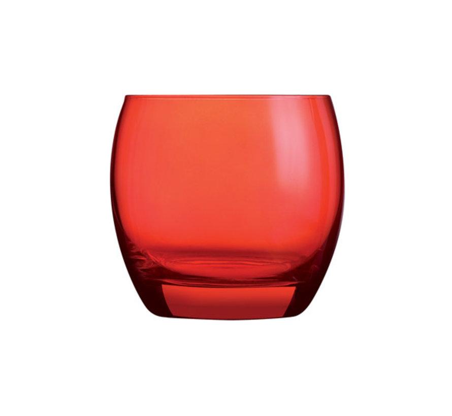 Arcoroc Color studio salto fb 32 cl rood, 6 stuks