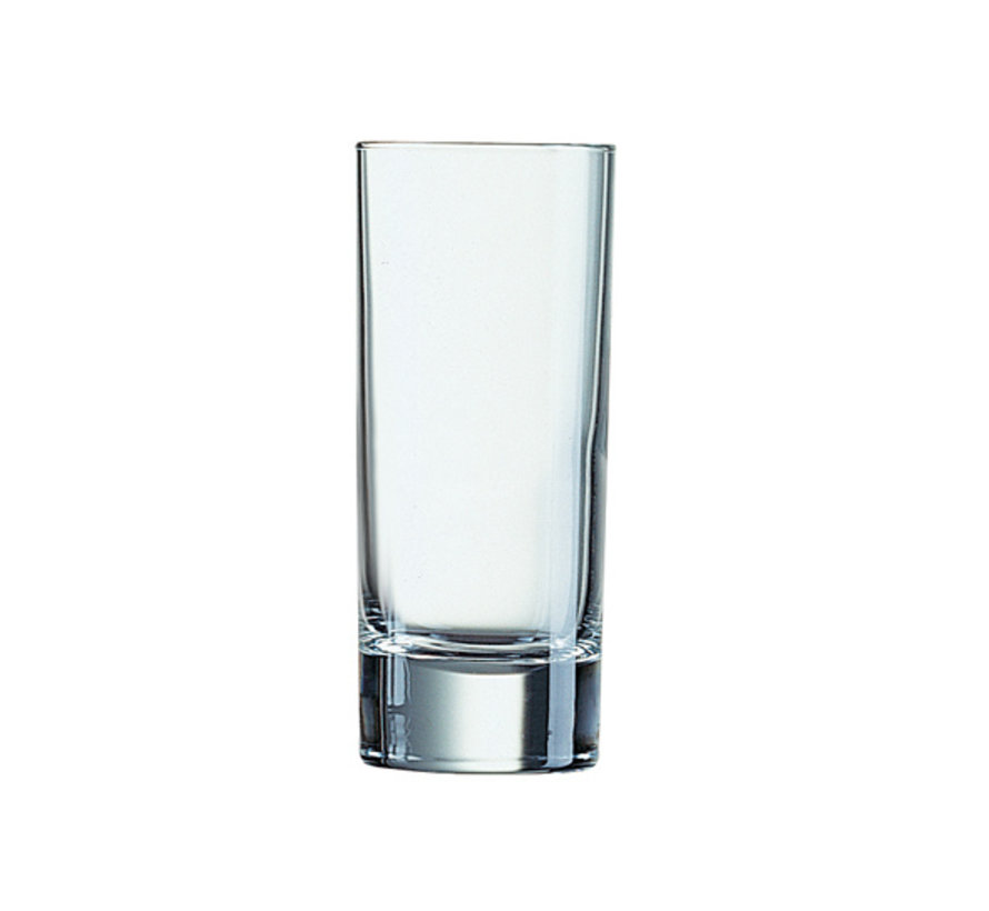Arcoroc Islande waterglas 16cl horeca, 6 stuks