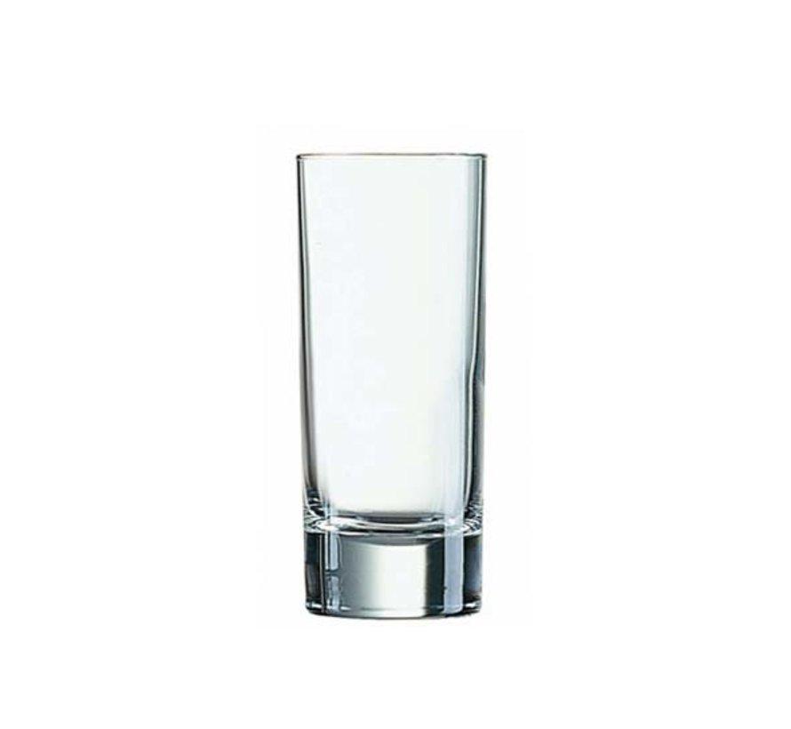 Arcoroc Islande longdrinkglas 17cl horeca, 6 stuks