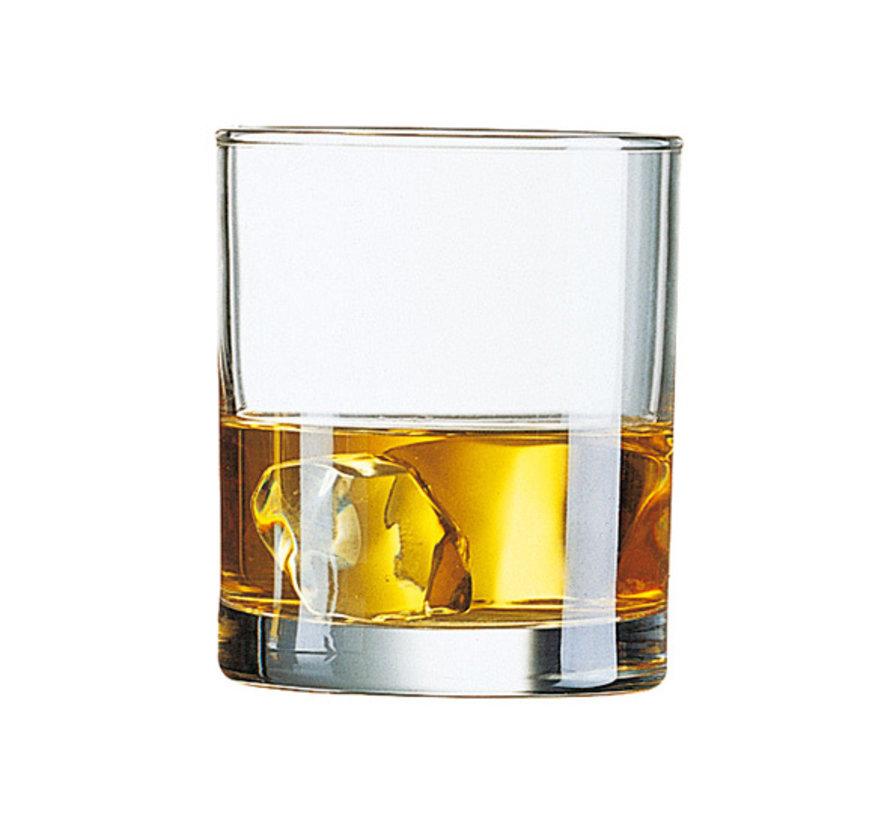 Arcoroc Princesa tumbler fb 31cl whisky horeca, 6 stuks