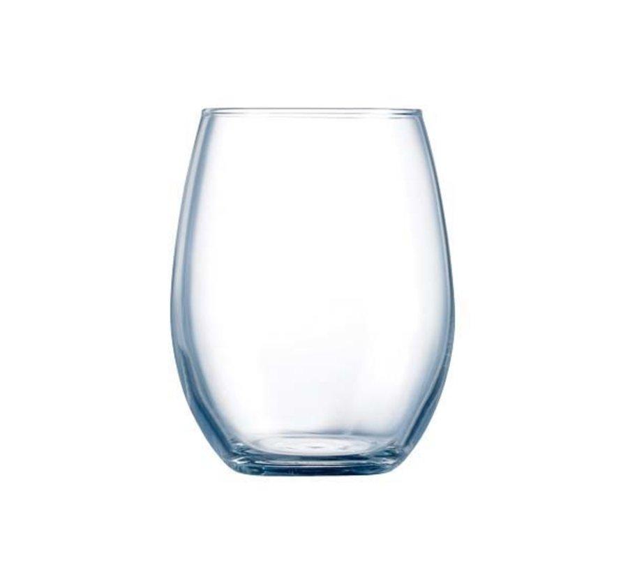 Chef & Sommelier Primary kwarx waterglas fh 44cl ***, 6 maal 1 stuk