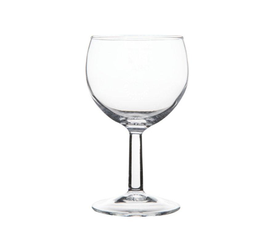 Arcoroc Ballon wijnglas 25cl met maatstreep 20cl, 12 stuks