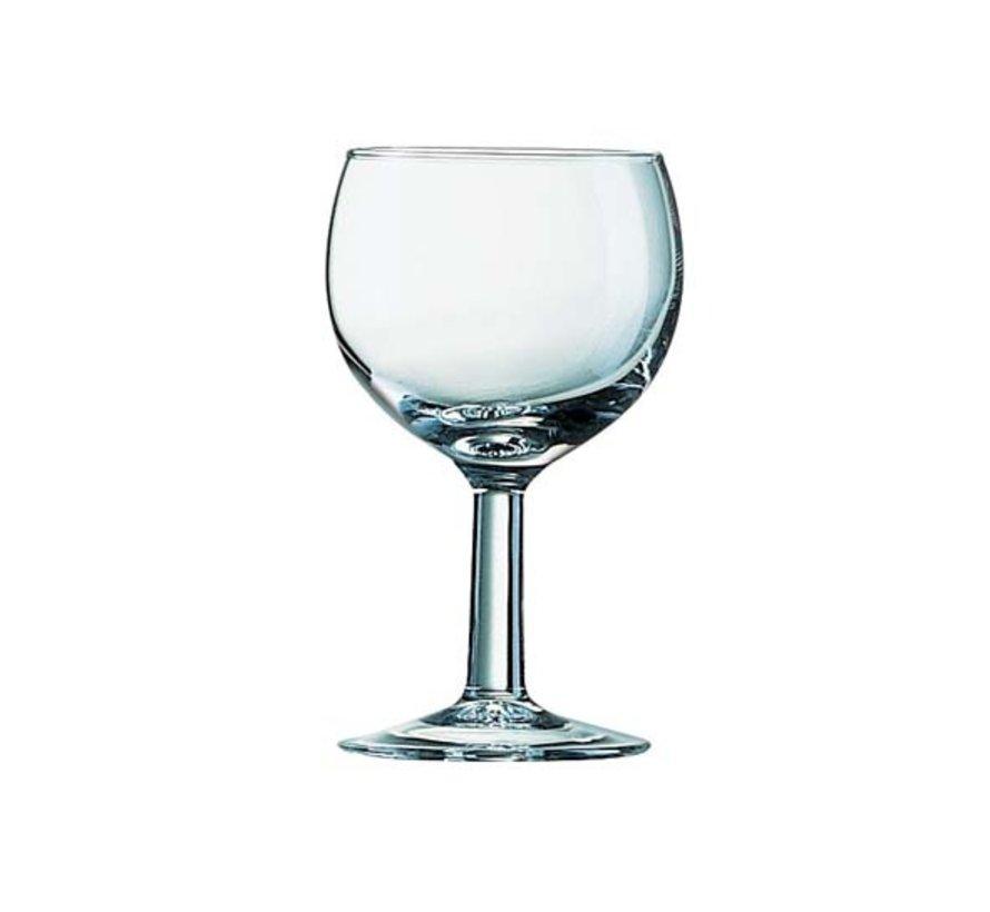 Arcoroc Ballon 12 cl wijnglas, 12 stuks