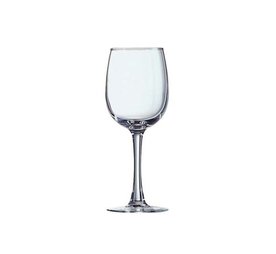 Arcoroc Elisa wijnglas 18cl horeca, 6 stuks
