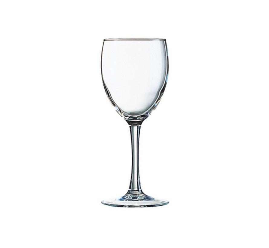 Arcoroc Princesa wijnglas 31cl gehard horeca, 6 stuks